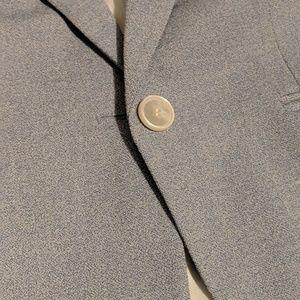 H&M Jackets & Coats - H&M light blue blazer